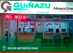 Guiñazu - Casa de Cambios / Giros de Dinero